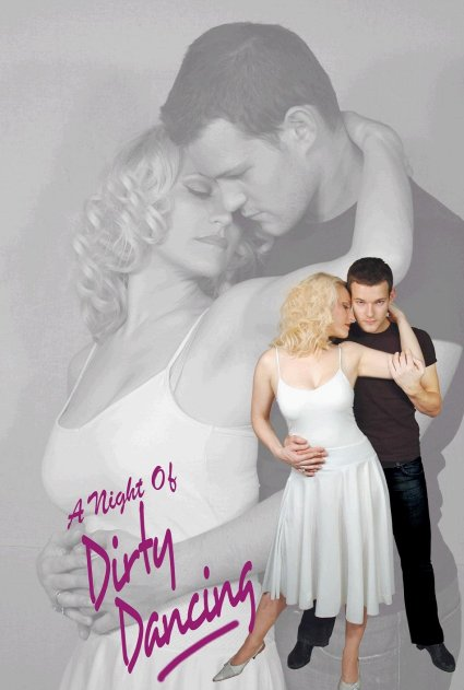 Dirty-Dancing-Tribute-Louise-Kenny appearing at Ye Olde Punch Bowl Inn, Bridgnorth