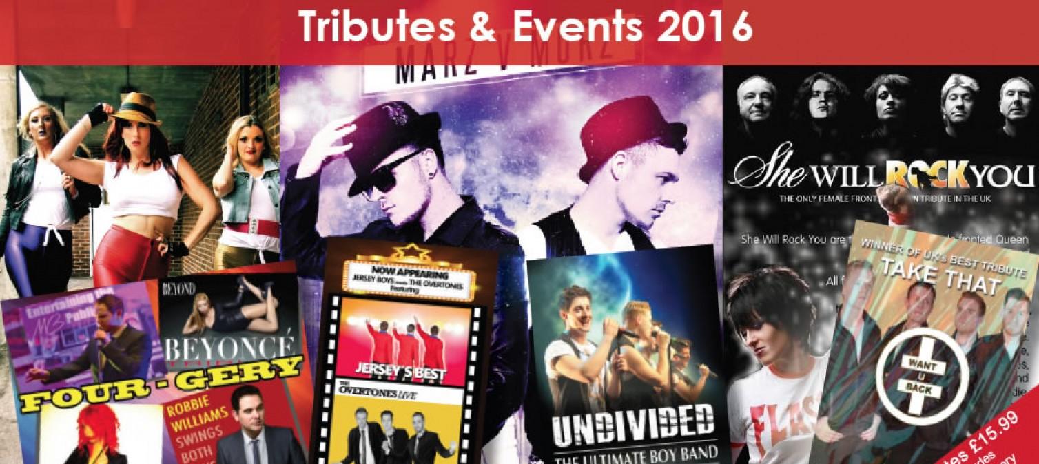 Tributes 2016 & January SALE!