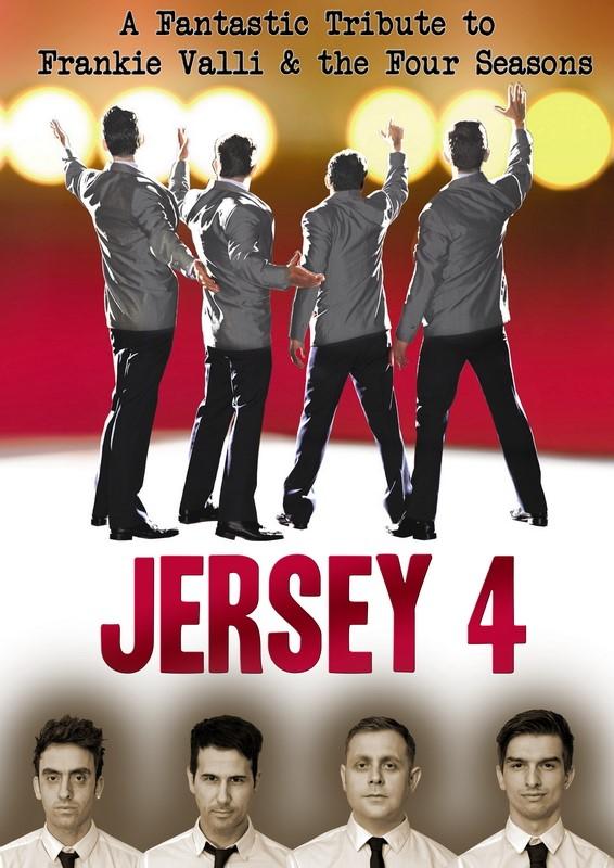 Jersey Boys appearing at Ye Olde Punch Bowl Inn, Bridgnorth
