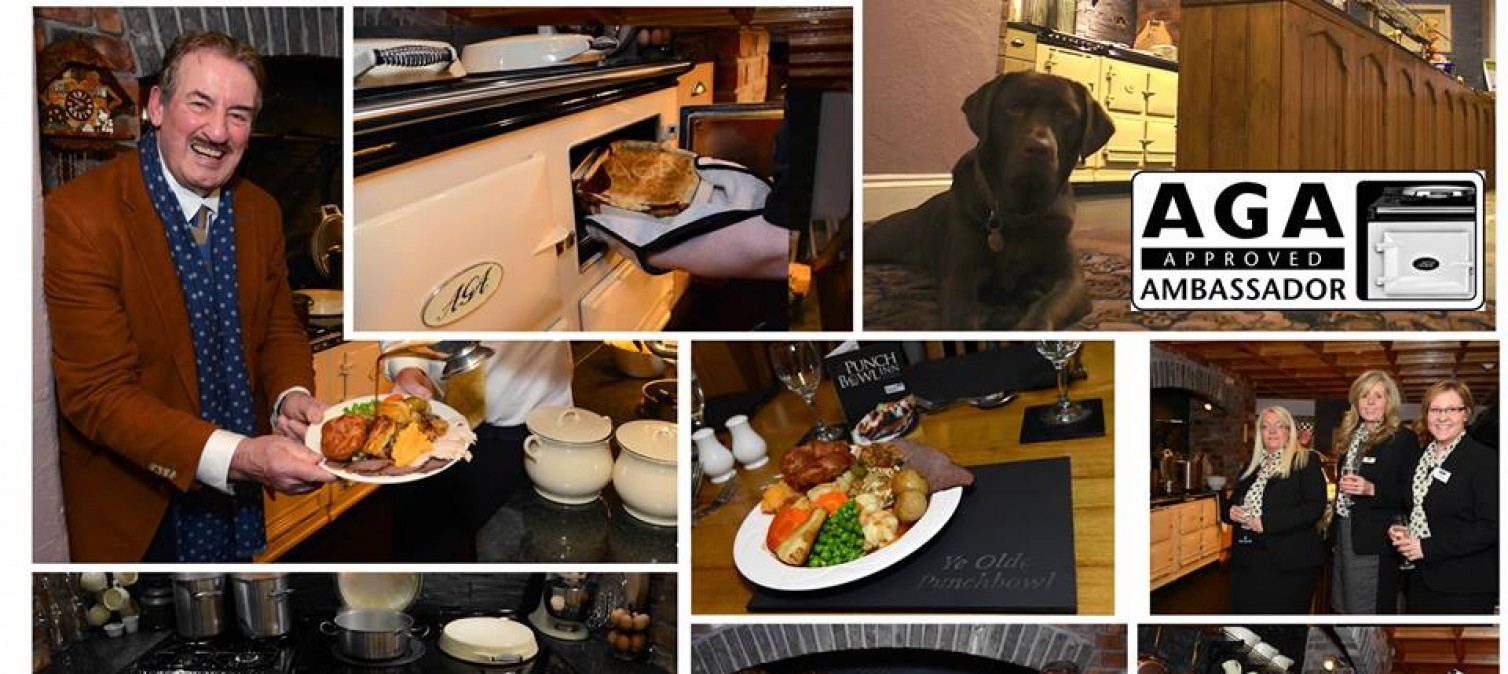 AGA Carvery Anniversary 80,000 Meals Sold
