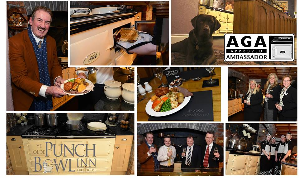 Punch Bowl AGA Carvery Anniversary Montage