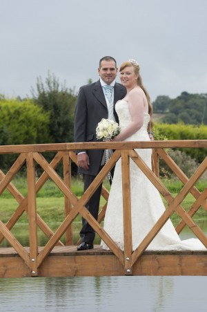 Paul Gough & Kate Tatton from Market Drayton