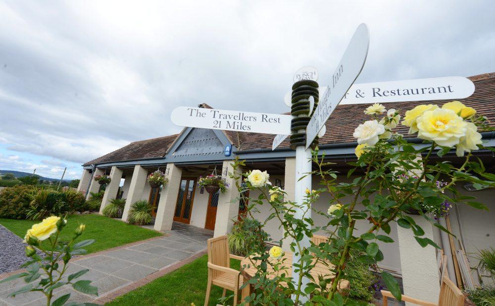 The Punch Bowl Inn, Bridgnorth.