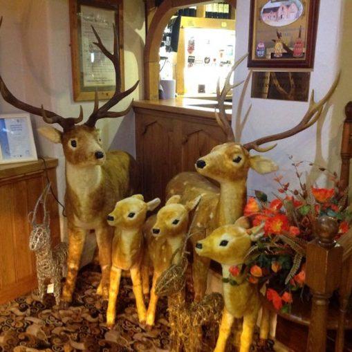 PB Xmas reindeer